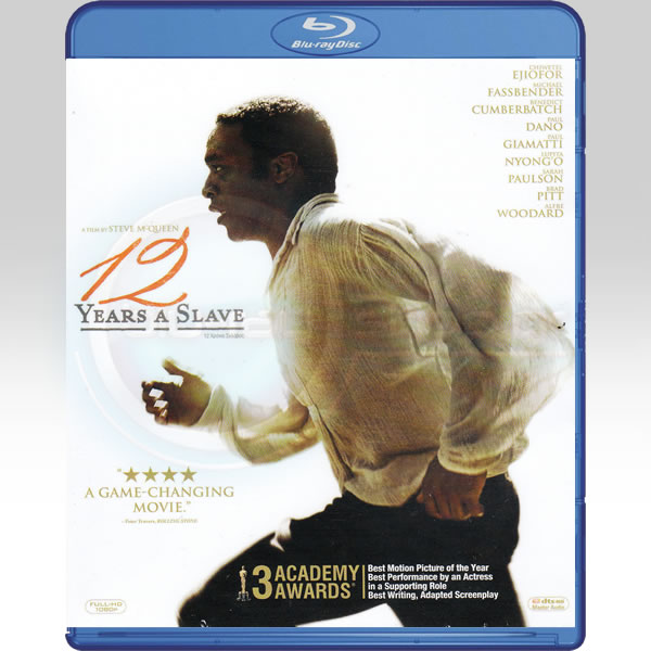 12 YEARS A SLAVE - 12 ΧΡΟΝΙΑ ΣΚΛΑΒΟΣ (BLU-RAY)