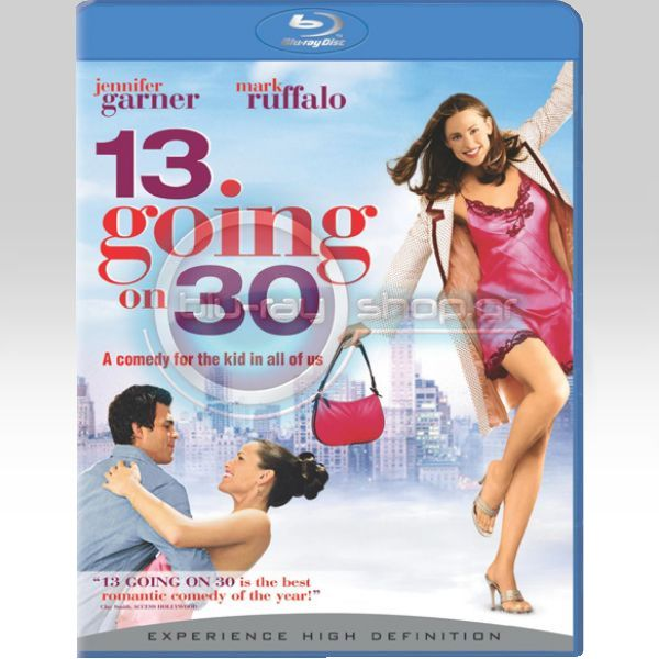 13 GOING ON 30 - ΞΑΦΝΙΚΑ...30 (BLU-RAY)