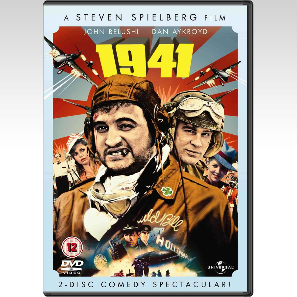 1941 Theatrical Cut & Extended Cut - ��� ��� ���� ��� �� ��������� ��������; Theatrical Cut & Extended Cut Special Edition (2 DVD)
