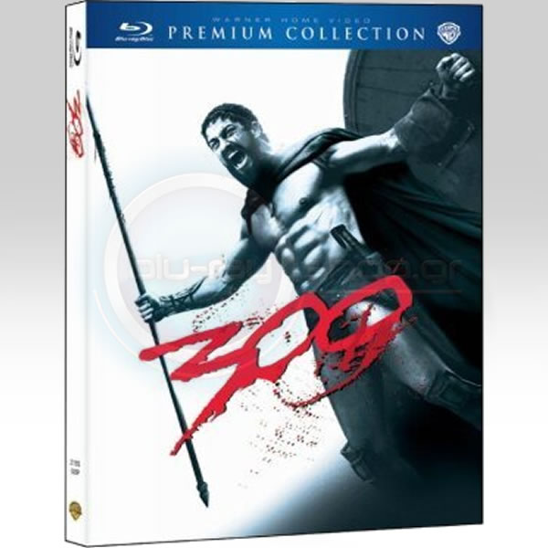 300 - Premium Collection [Imported] (BLU-RAY)
