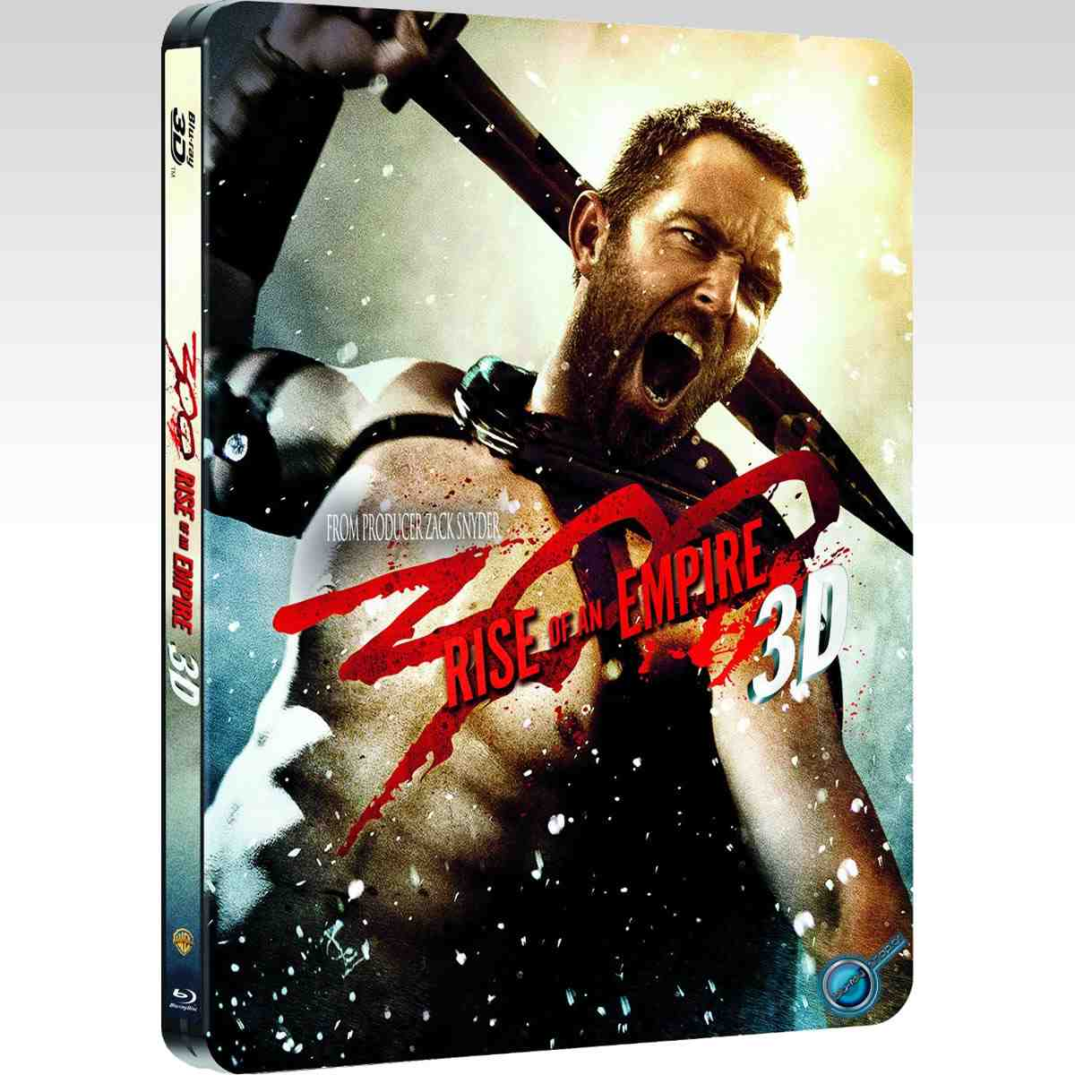 300: RISE OF AN EMPIRE 3D - 300: Η ΑΝΟΔΟΣ ΤΗΣ ΑΥΤΟΚΡΑΤΟΡΙΑΣ 3D Limited Collector's Edition FuturePak (BLU-RAY 3D + BLU-RAY)