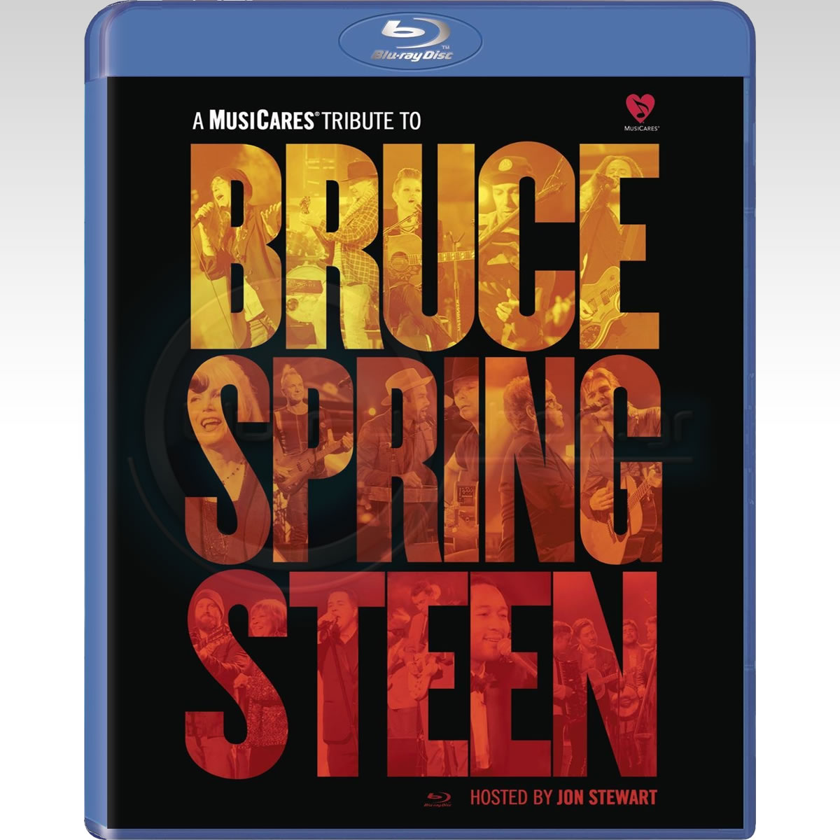 A MUSICARE TRIBUTE TO BRUCE SPRINGSTEEN (BLU-RAY)