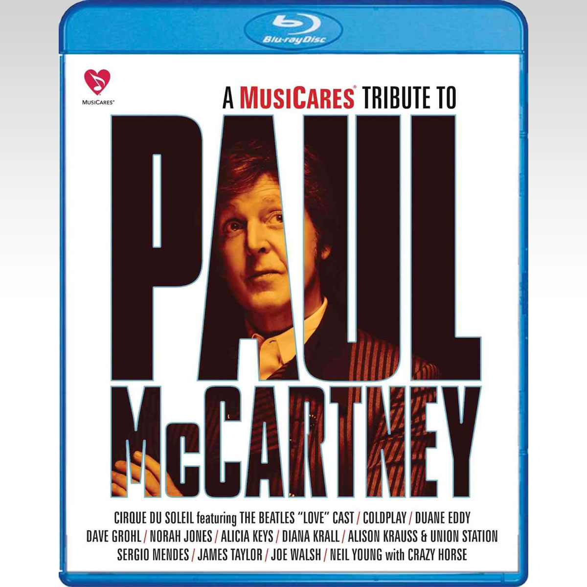 A MUSICARES TRIBUTE TO PAUL MCCARTNEY (BLU-RAY)