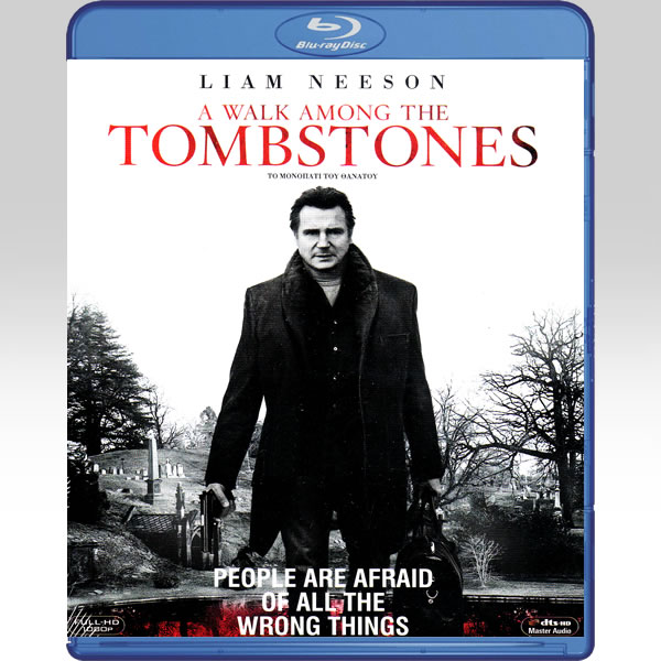 A WALK AMONG THE TOMBSTONES - ΤΟ ΜΟΝΟΠΑΤΙ ΤΟΥ ΘΑΝΑΤΟΥ (BLU-RAY)
