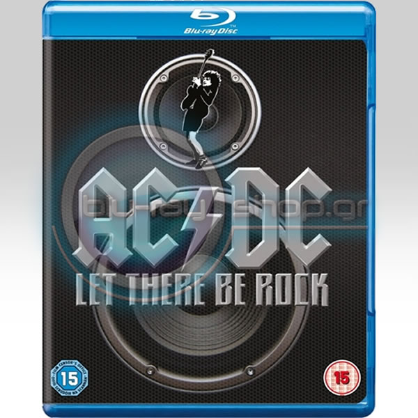 AC / DC : LET THERE BE ROCK (BLU-RAY)