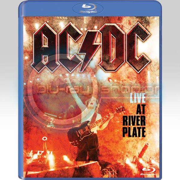 AC / DC LIVE AT RIVER PLATE (BLU-RAY)