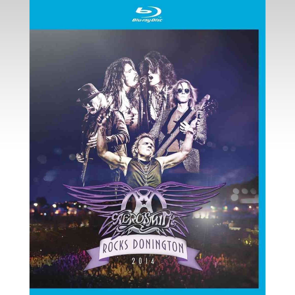 AEROSMITH: ROCKS DONINGTON (BLU-RAY)