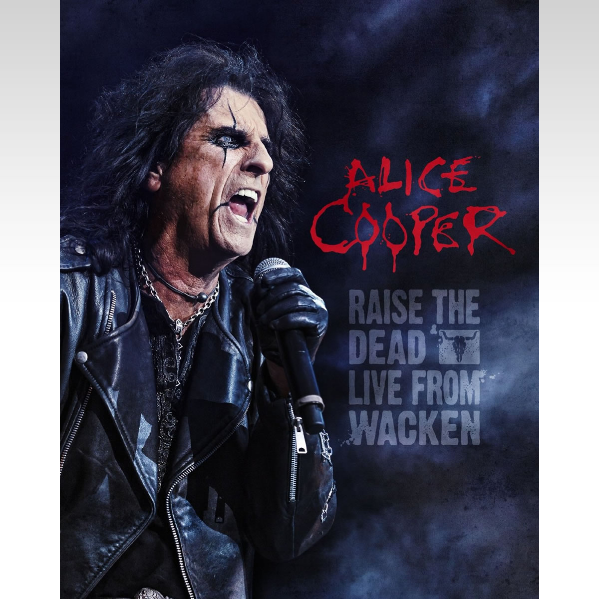 ALICE COOPER: RAISE THE DEAD - LIVE FROM WACKEN (BLU-RAY + 2 CD)