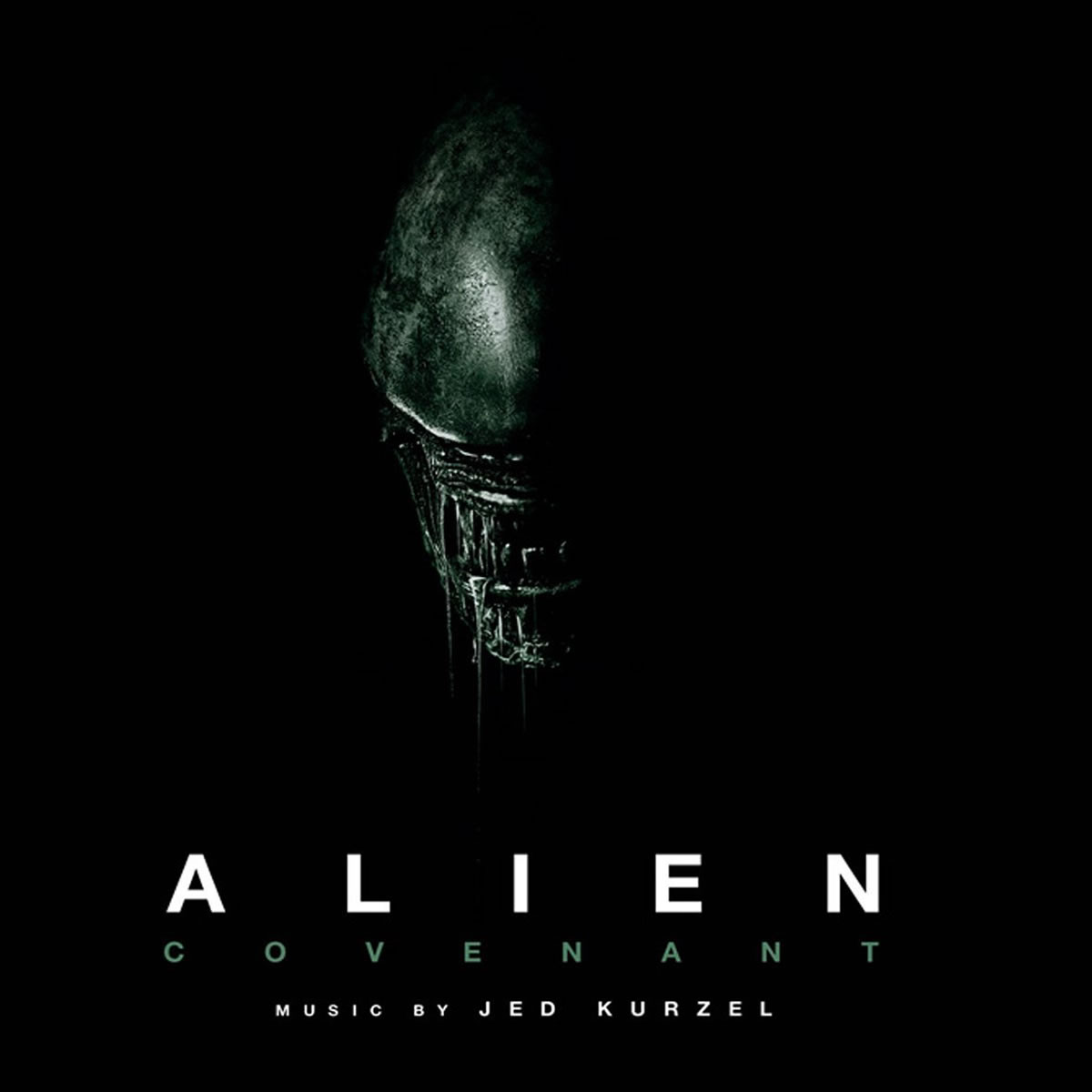 ALIEN: COVENANT - THE ORIGINAL MOTION PICTURE SOUNDTRACK (AUDIO CD)