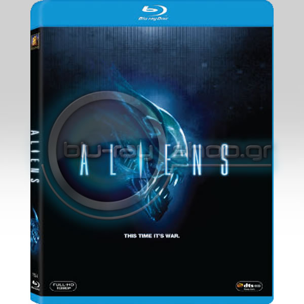 ALIENS Theatrical Cut & Special Edition - ΑΛΙΕΝ: Η ΕΠΙΣΤΡΟΦΗ Theatrical Cut & Special Edition (BLU-RAY)
