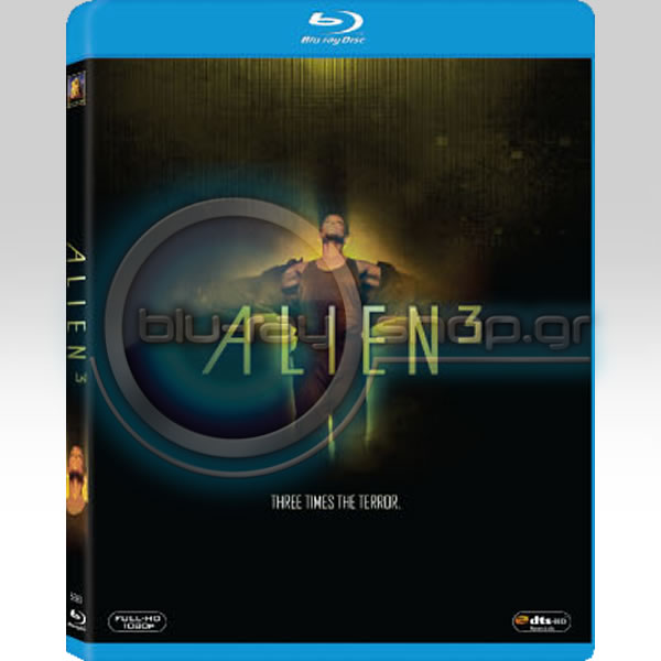 ALIEN 3 Theatrical Cut & Special Edition - ΑΛΙΕΝ 3: Η ΤΕΛΙΚΗ ΑΝΑΜΕΤΡΗΣΗ Theatrical Cut & Special Edition (BLU-RAY)