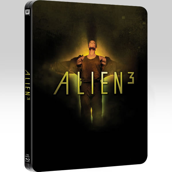 ALIEN 3 Theatrical Cut & Special Edition - ����� 3: � ������ ���������� Theatrical Cut & Special Edition Limited Collector's Steelbook [��������� �� ���������� ����������] (BLU-RAY)
