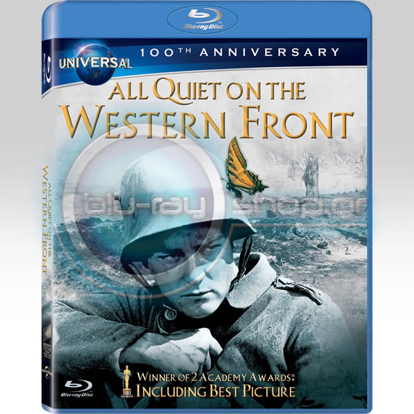 ALL QUIET ON THE WESTERN FRONT [1930] - ����� ������� ��� �� ������ ������ [1930] (BLU-RAY)