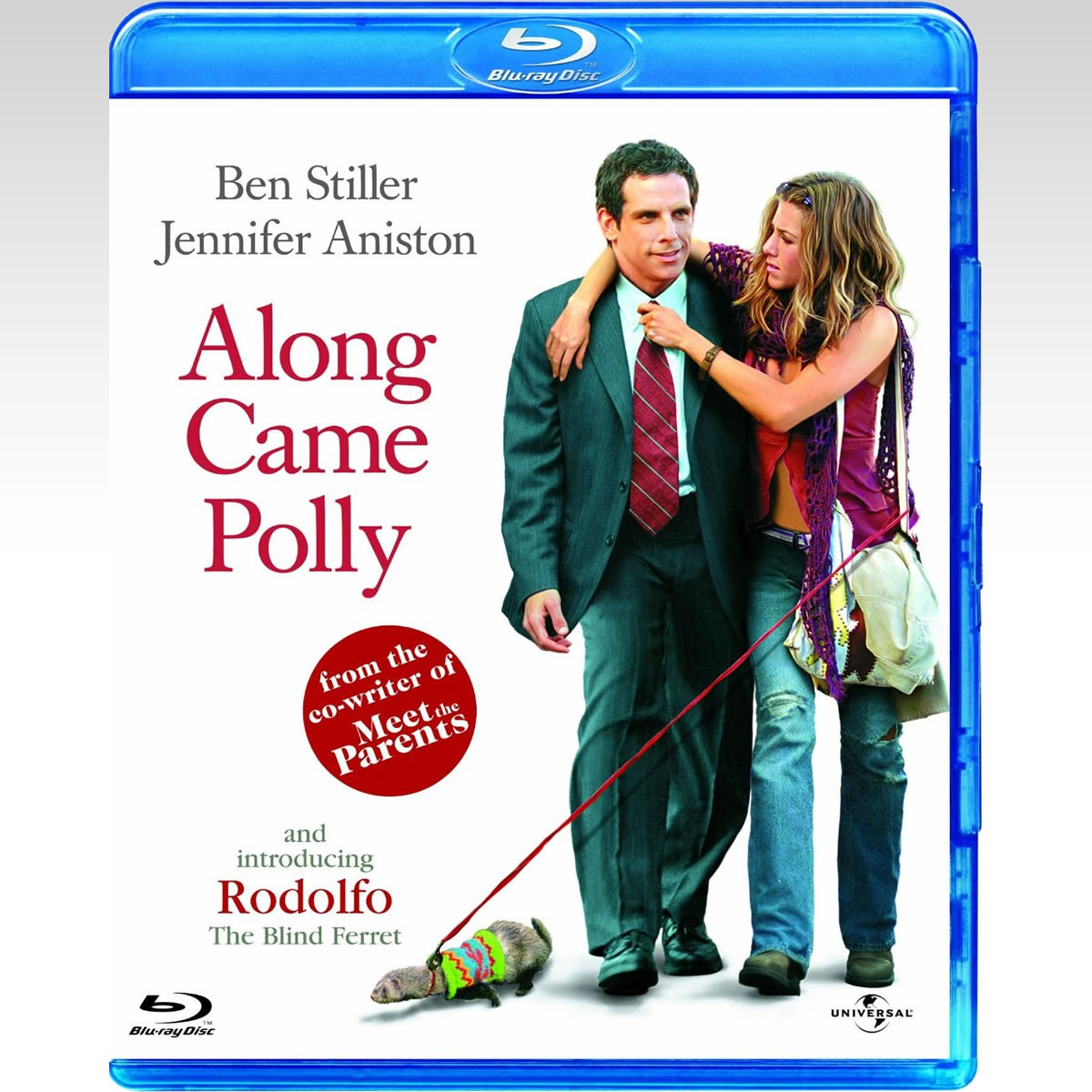 ALONG CAME POLLY - ���� ������� ��� ���� (BLU-RAY)