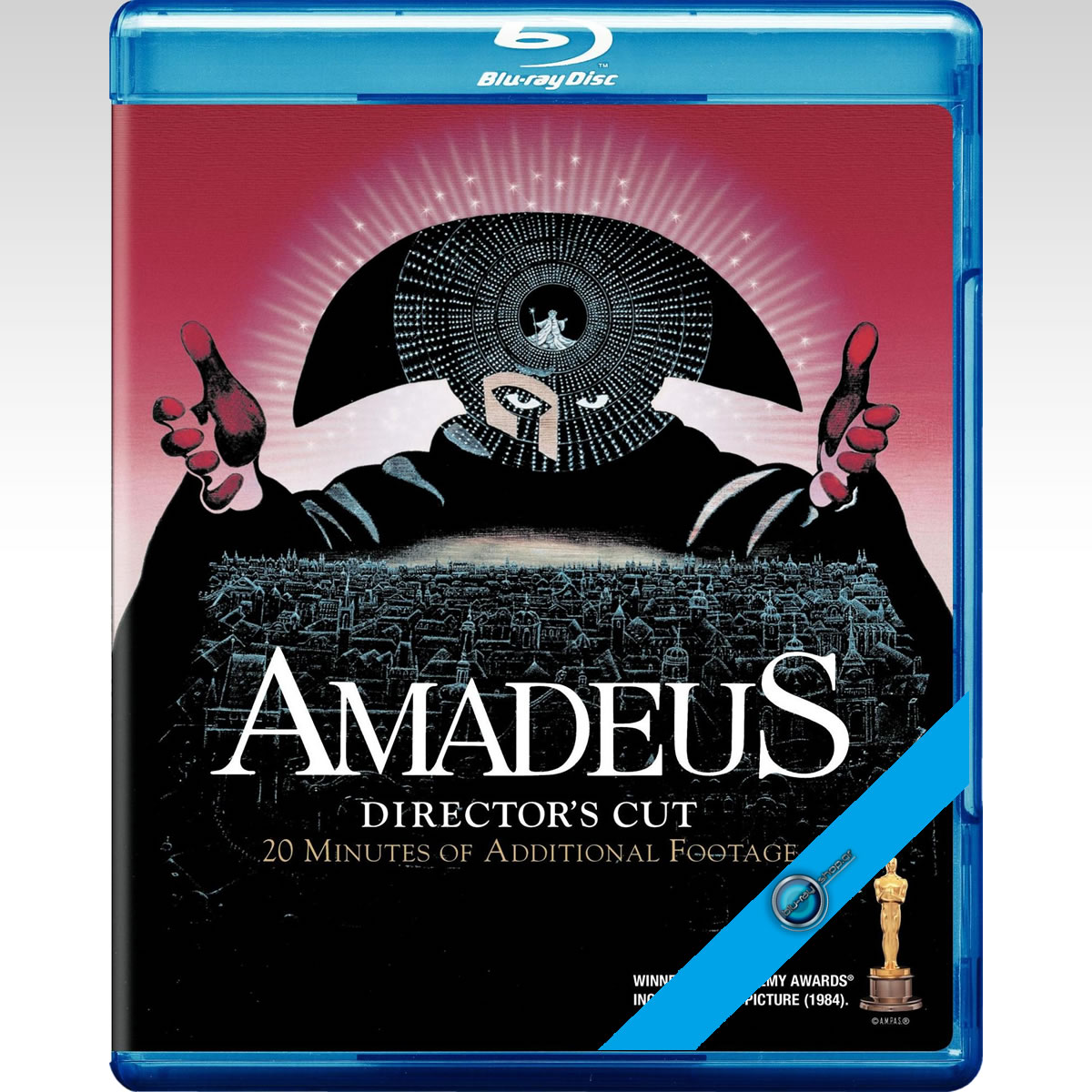 AMADEUS Director's Cut - ΑΜΑΝΤΕΟΥΣ Director's Cut (BLU-RAY)