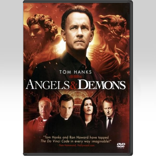 ANGELS AND DEMONS - ILLUMINATI: ΟΙ ΠΕΦΩΤΙΣΜΕΝΟΙ (DVD)