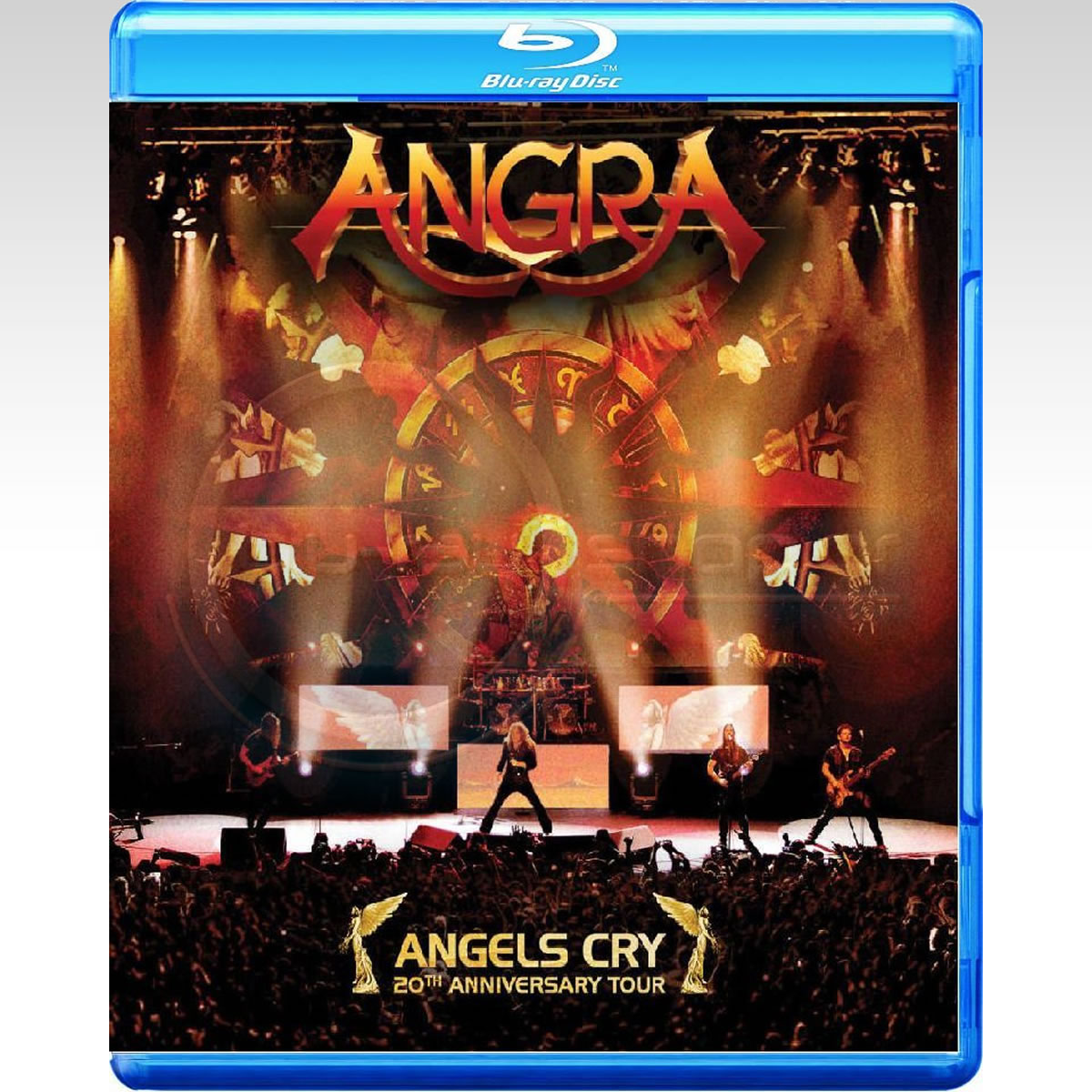 ANGRA ANGELS CRY: 20TH ANNIVERSARY LIVE (BLU-RAY)