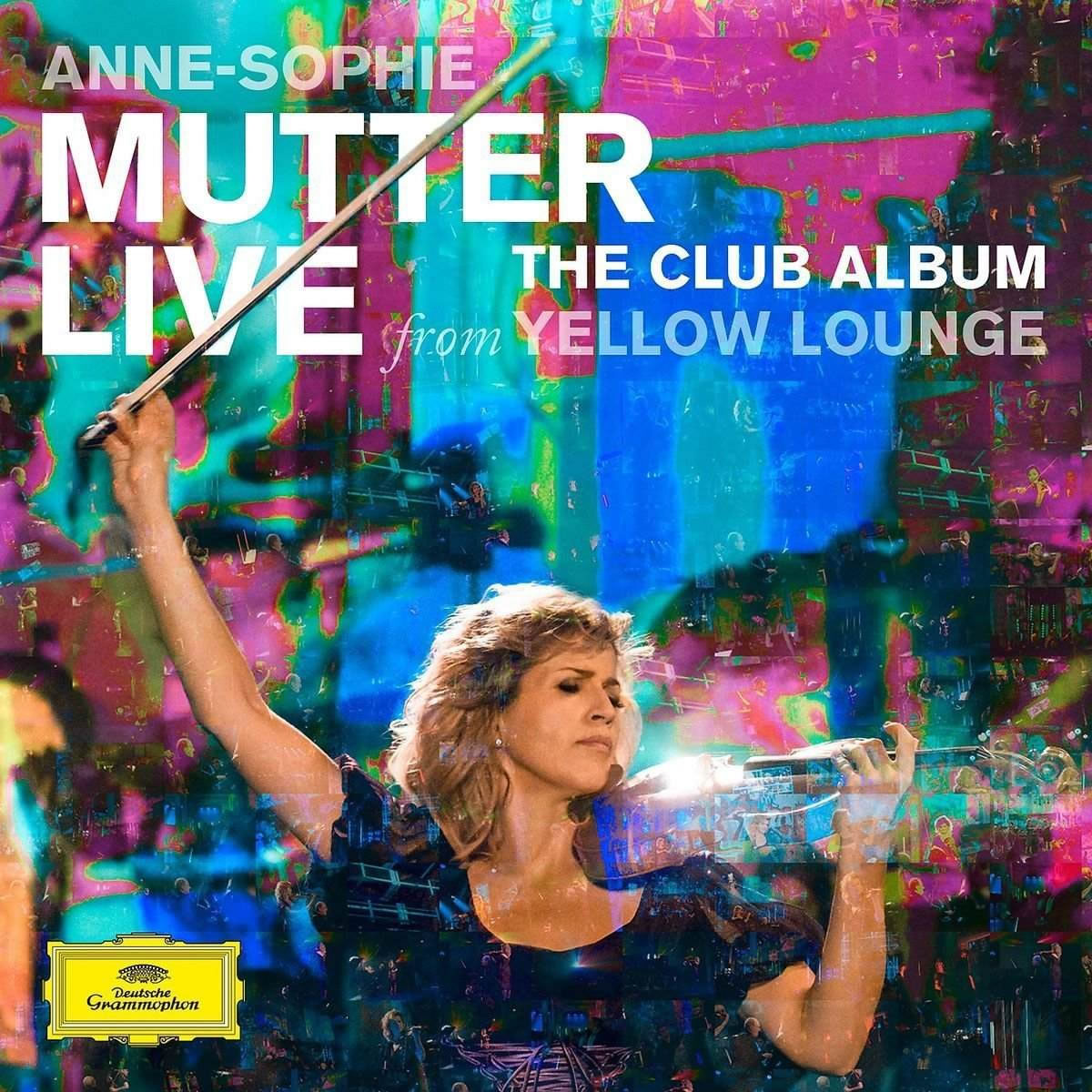 ANNE-SOPHIE MUTTER: LIVE FROM YELLOW LOUNGE (BLU-RAY)