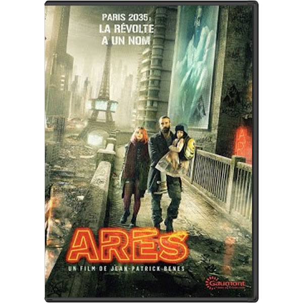 ARES - ARES: ΚΙΝΔΥΝΟΣ ΣΤΟ ΠΑΡΙΣΙ (DVD)