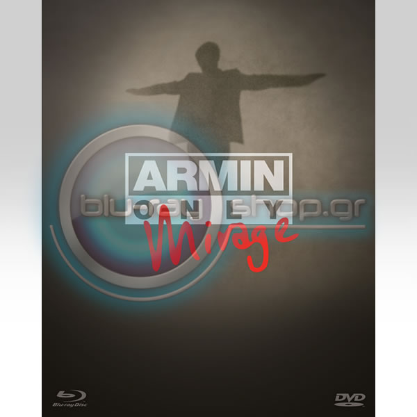 ARMIN VAN BUUREN [ARMIN ONLY] - MIRAGE (BLU-RAY & DVD)