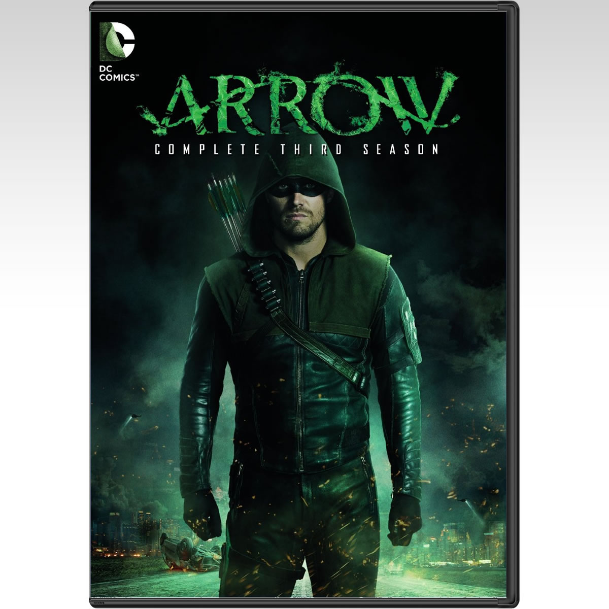 ARROW: THE COMPLETE 3rd SEASON - ARROW: 3η ΠΕΡΙΟΔΟΣ (5 DVDs)
