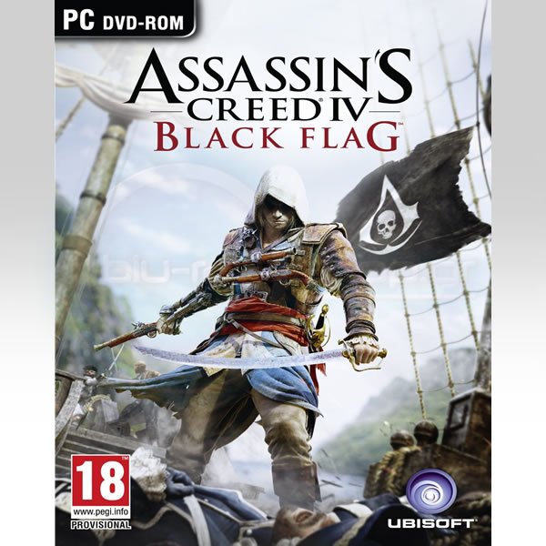 ASSASSIN'S CREED IV BLACK FLAG (PC)