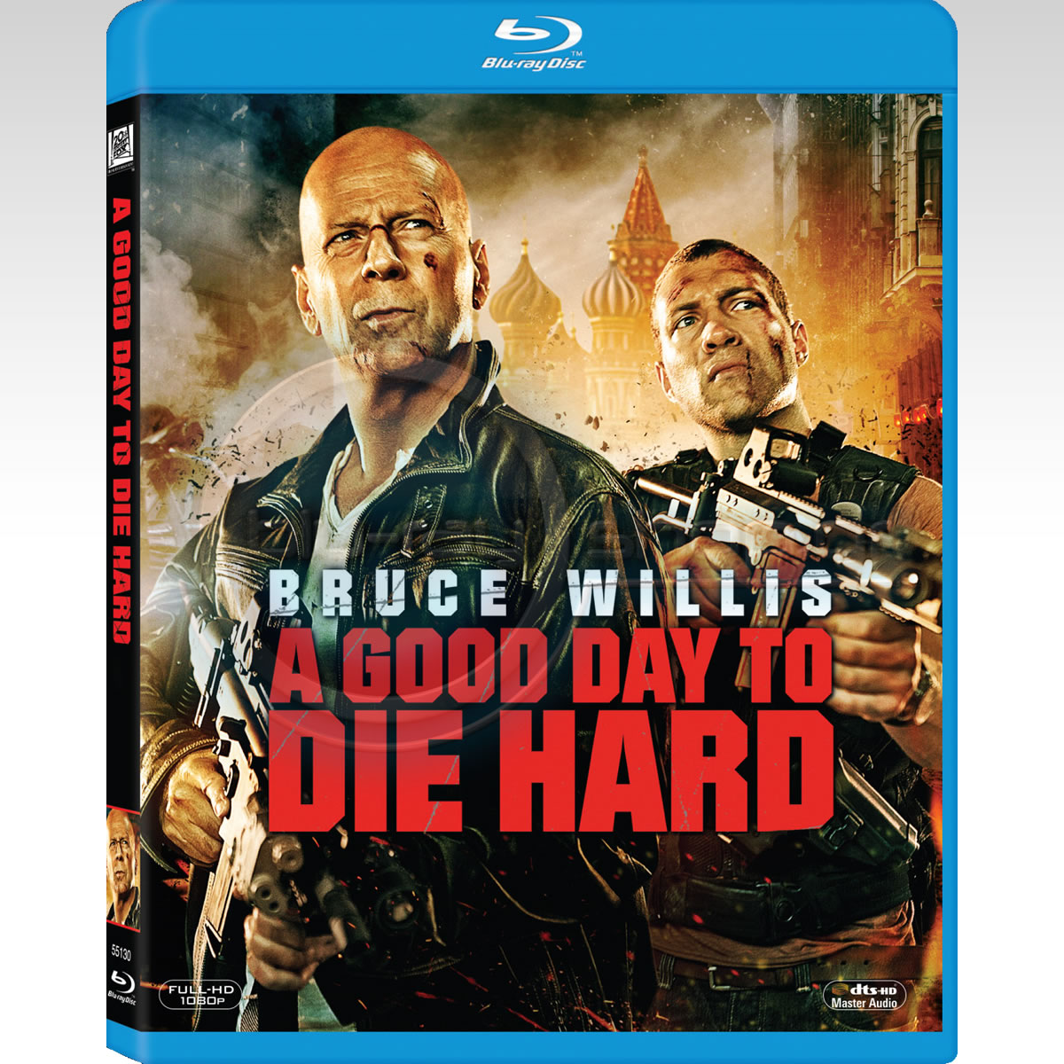 A GOOD DAY TO DIE HARD Extended Cut - ���� ������� ��� �� ������� ������ Extended Cut (BLU-RAY)