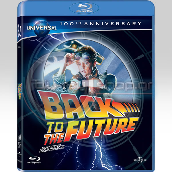 BACK TO THE FUTURE 1 - ��������� ��� ������ 1 (BLU-RAY)