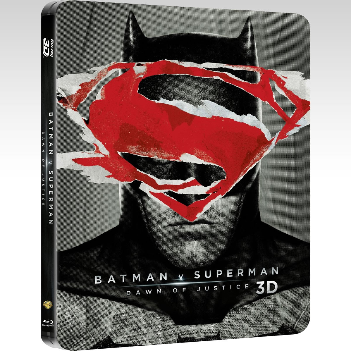 BATMAN V SUPERMAN: DAWN OF JUSTICE 3D - BATMAN V SUPERMAN: Η ΑΥΓΗ ΤΗΣ ΔΙΚΑΙΟΣΥΝΗΣ 3D Limited Edition FuturePak (BLU-RAY 3D + BLU-RAY)