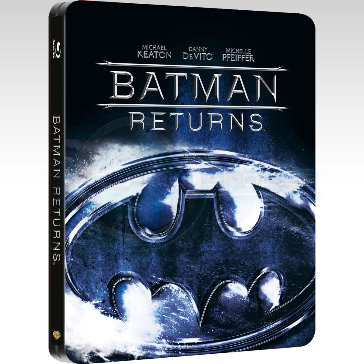 BATMAN RETURNS - � ������� ���������� Limited Collector's Edition Steelbook ������������ [��������� �� ���������� ����������] (BLU-RAY)