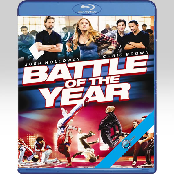BATTLE OF THE YEAR: THE DREAM TEAM  -  ΣΤΗ ΜΑΧΗ ΤΟΥ ΧΟΡΟΥ (BLU-RAY)