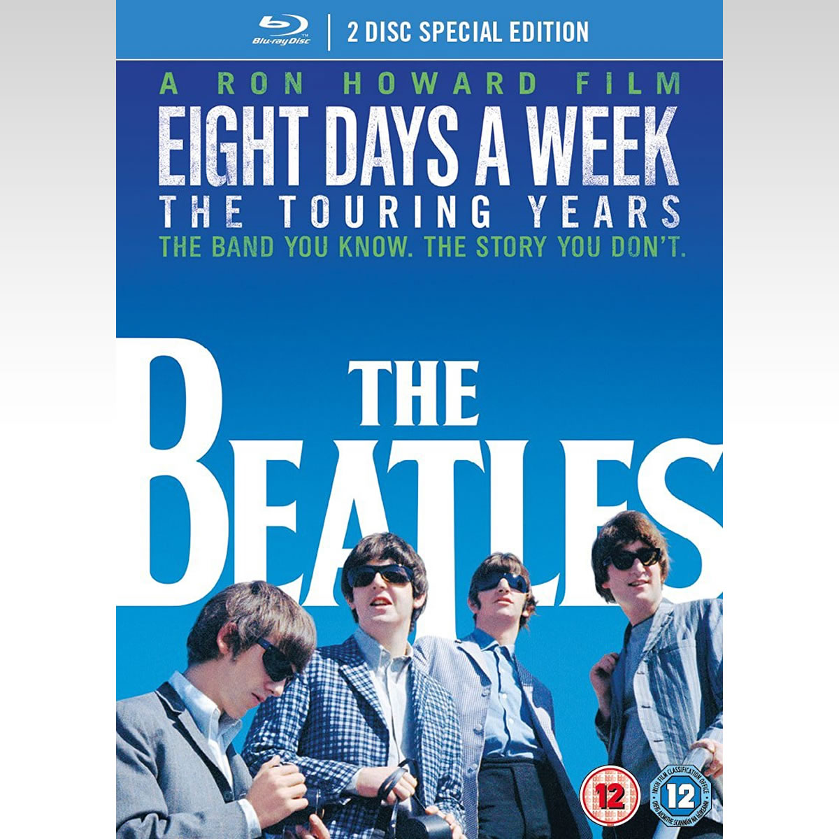 THE BEATLES: EIGHT DAYS A WEEK - THE TOURING YEARS - Deluxe Edition (BLU-RAY)