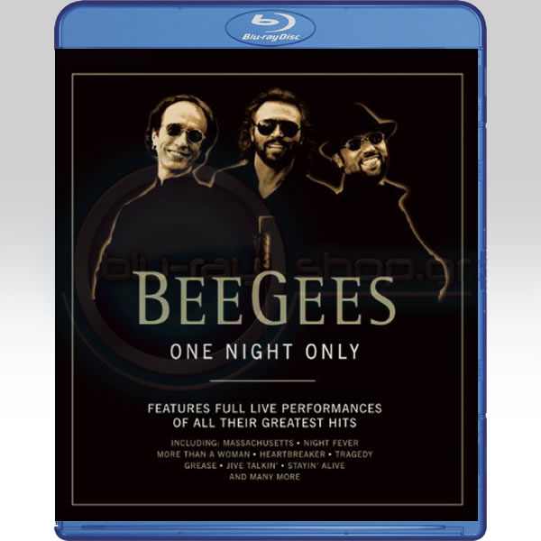 BEE GEES: ONE NIGHT ONLY [SD UPSCALED] (BLU-RAY)