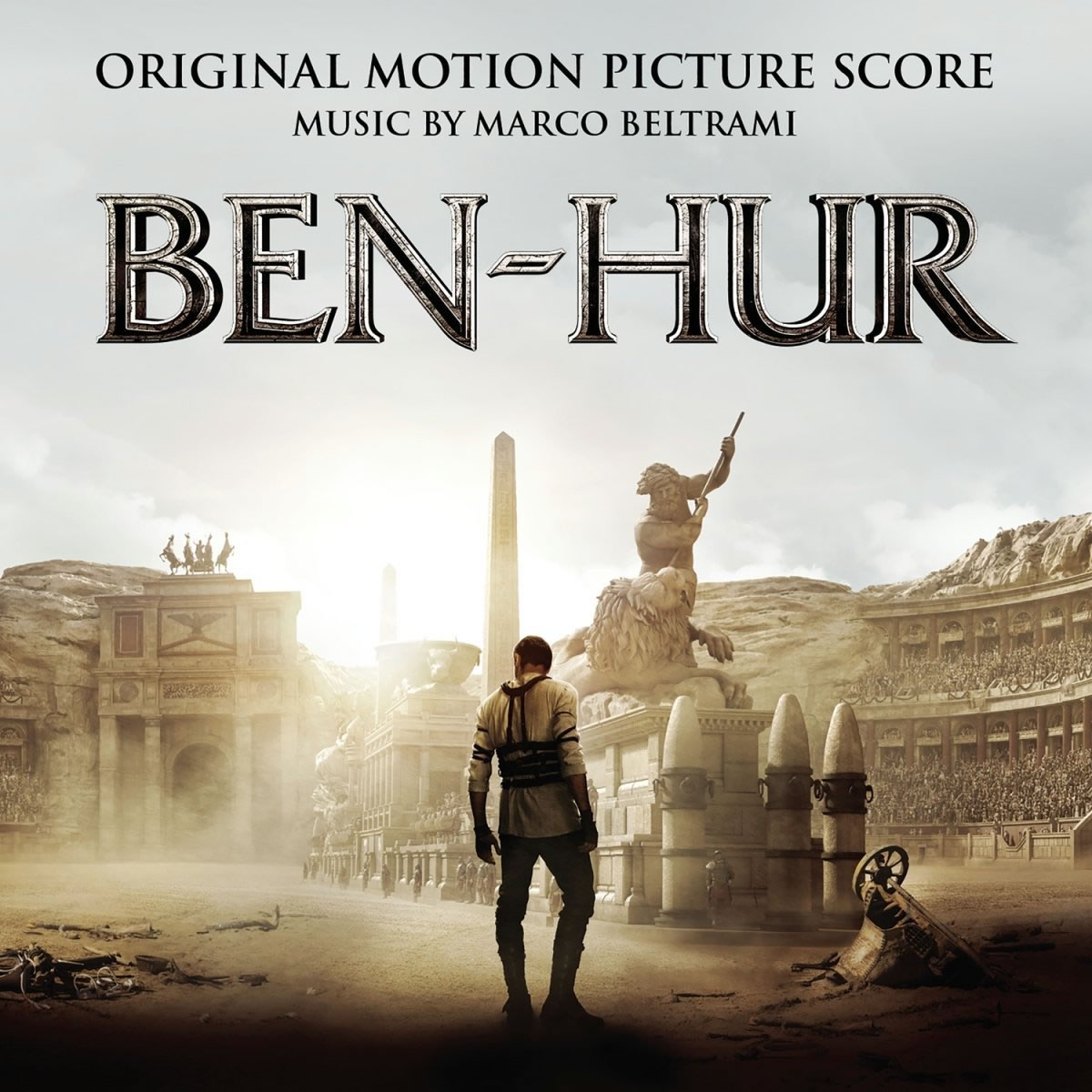 BEN-HUR - THE ORIGINAL MOTION PICTURE SOUNDTRACK (AUDIO CD)