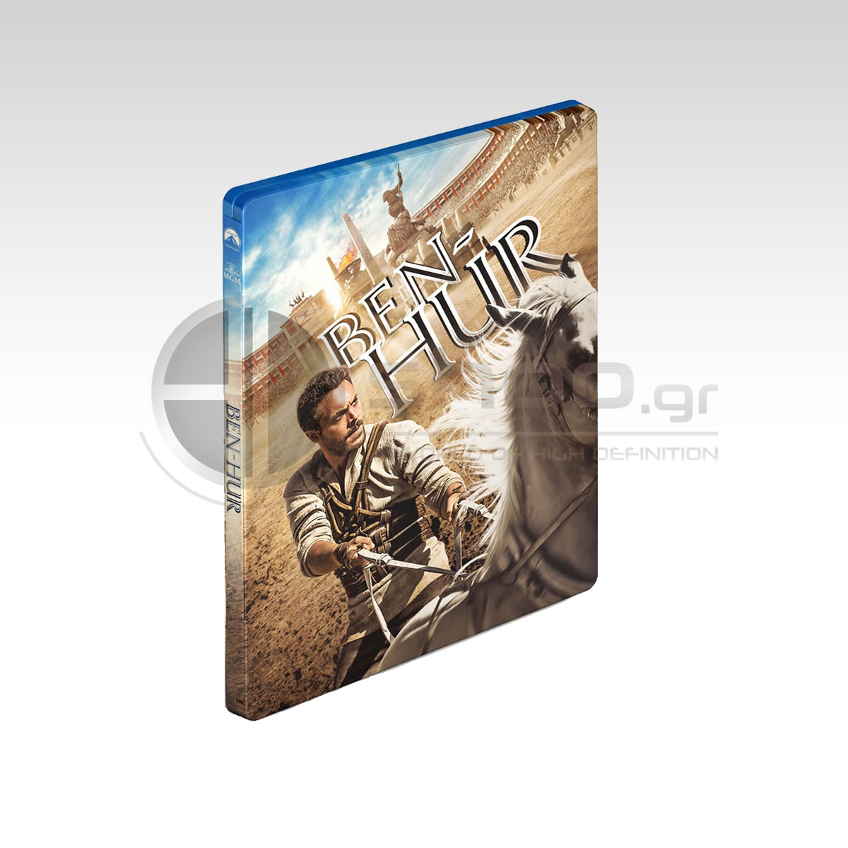 BEN-HUR [2016] Limited Edition Steelbook (BLU-RAY)