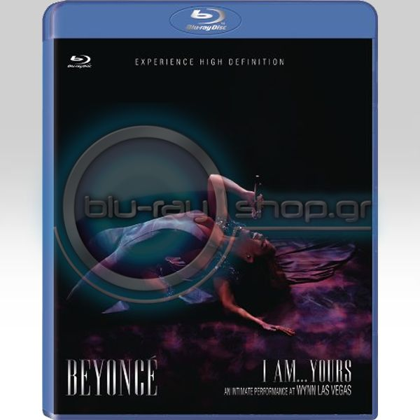 BEYONCE - I AM ... YOURS (BLU-RAY)