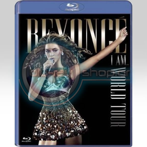 BEYONCE - I AM ... WORLD TOUR (BLU-RAY)