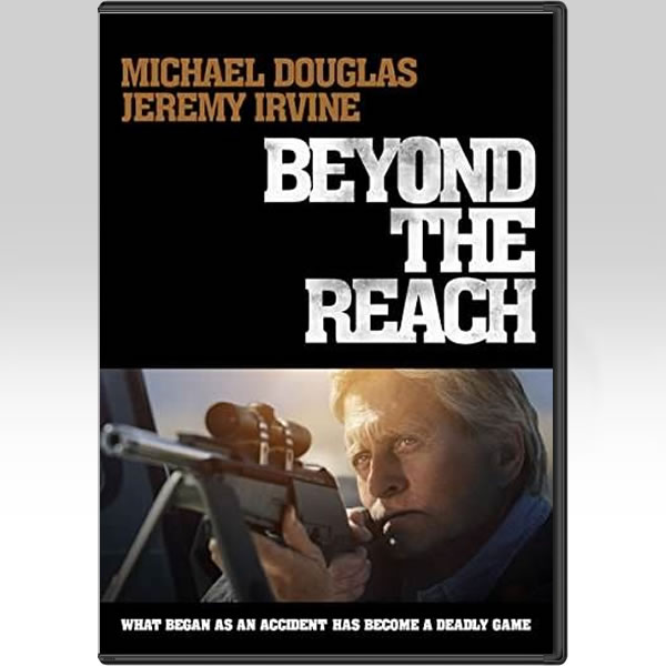 BEYOND THE REACH - TO ΘΗΡΑΜΑ (DVD)