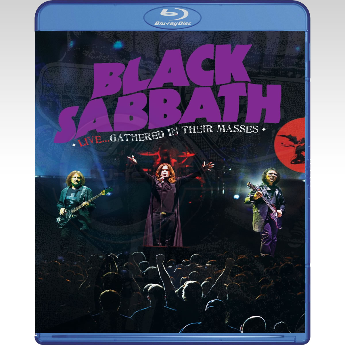BLACK SABBATH: LIVE...GATHERED IN THEIR MASSES (BLU-RAY)