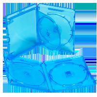ΚΕΝΕΣ ΘΗΚΕΣ για Blu-ray 3D™ & Blu-ray™