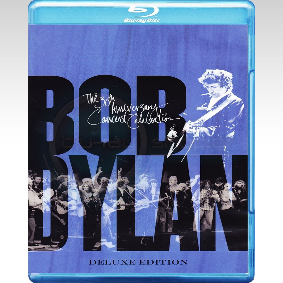 BOB DYLAN : THE 30th ANNIVERSARY CONCERT CELEBRATION (BLU-RAY)