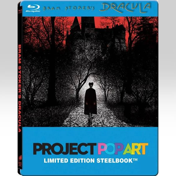 BRAM STOCKER'S DRACULA - � ��������� [4K ReMASTERED] Limited Edition Steelbook (BLU-RAY)
