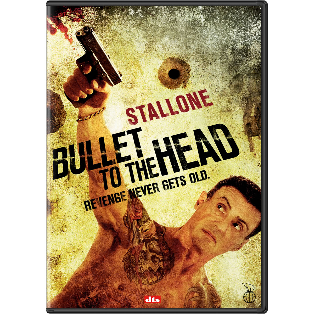 BULLET TO THE HEAD - ΜΙΑ ΣΦΑΙΡΑ ΣΤΟ ΚΕΦΑΛΙ (DVD)