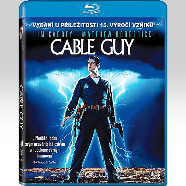 CABLE GUY 15th Anniversary Edition (BLU-RAY)