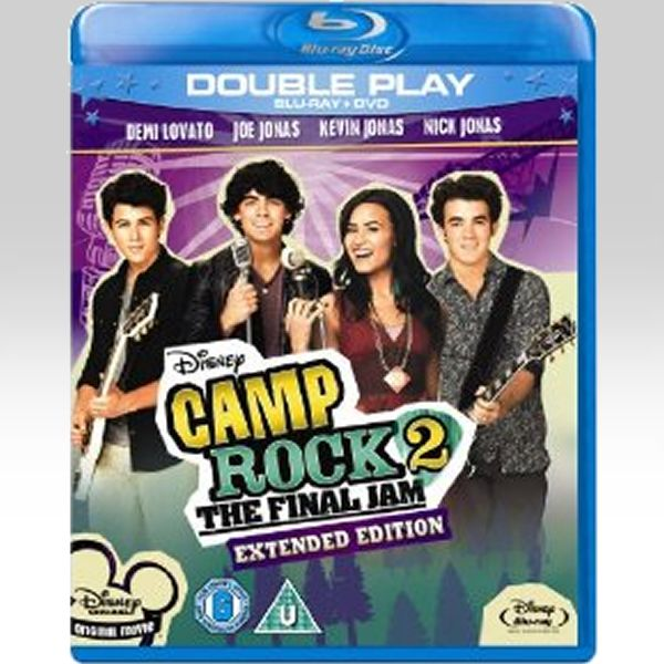 CAMP ROCK 2: THE FINAL JAM - CAMP ROCK 2: Η ΤΕΛΕΥΤΑΙΑ ΣΥΝΑΥΛΙΑ (BLU-RAY)