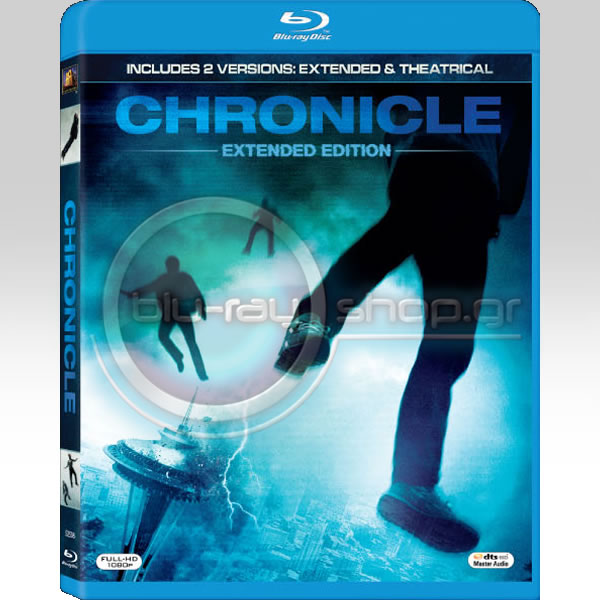 CHRONICLE EXTENDED EDITION - �� ������� EXTENDED EDITION (BLU RAY)