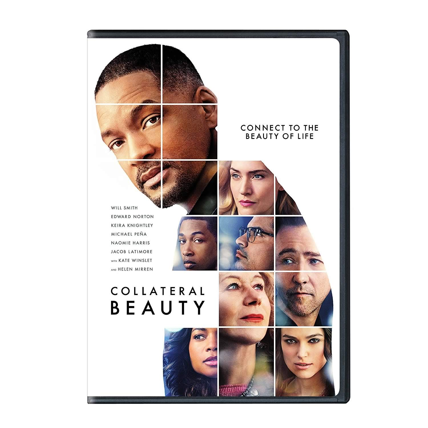 COLLATERAL BEAUTY - ΚΡΥΦΗ ΟΜΟΡΦΙΑ (DVD)