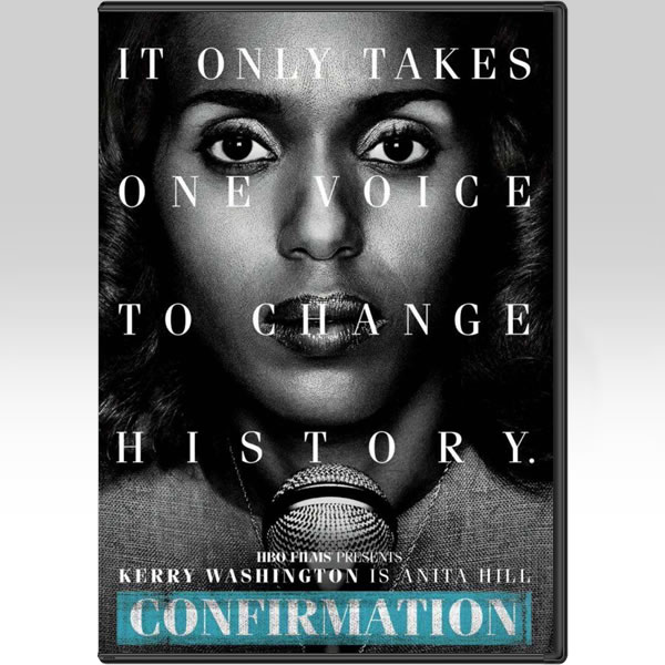 CONFIRMATION (DVD)