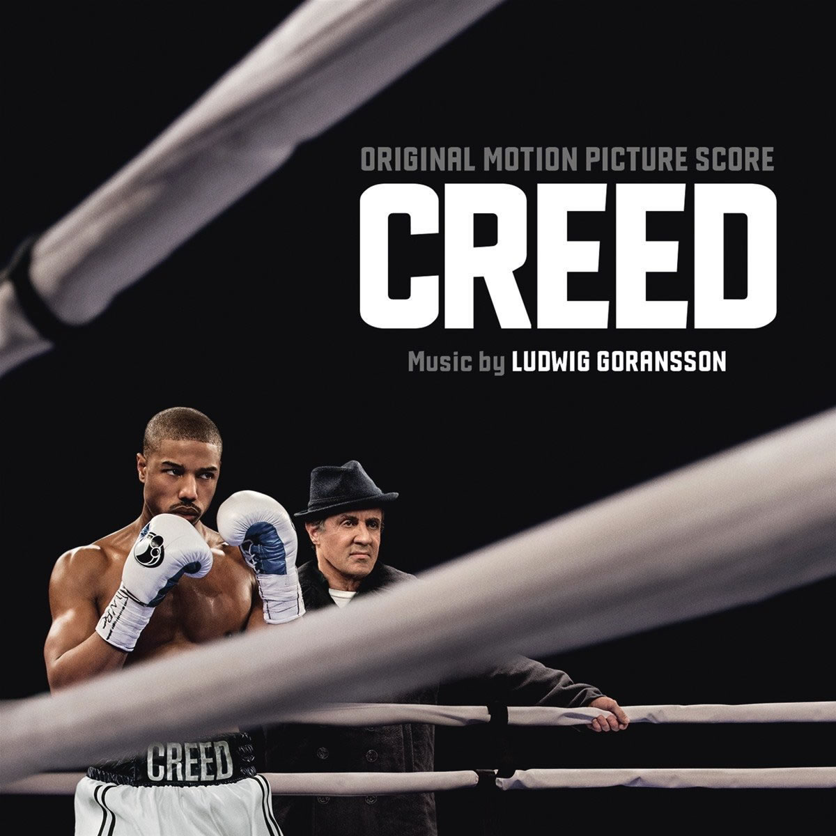CREED - THE ORIGINAL MOTION PICTURE SCORE (AUDIO CD)