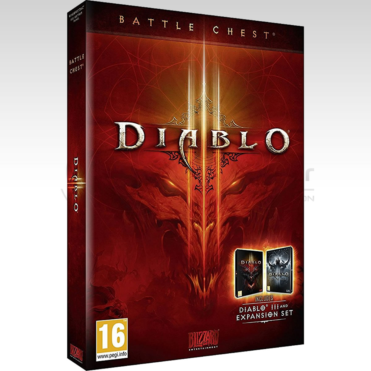 DIABLO III: BATTLE CHEST (PC)